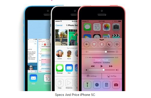HP Price List All Series IPhone 3 October 2016