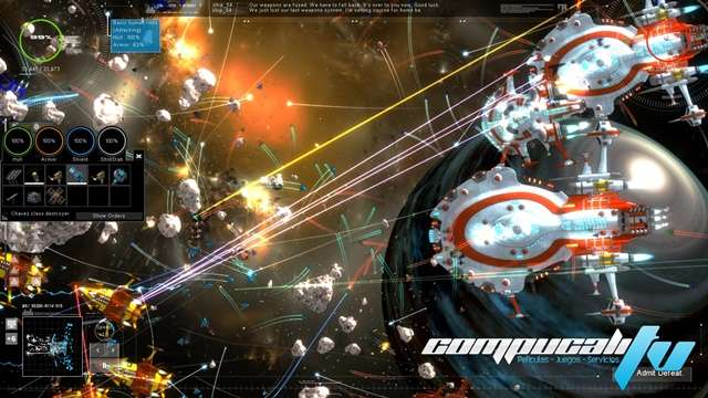 Gratuitous Space Battles 2 PC Full Español