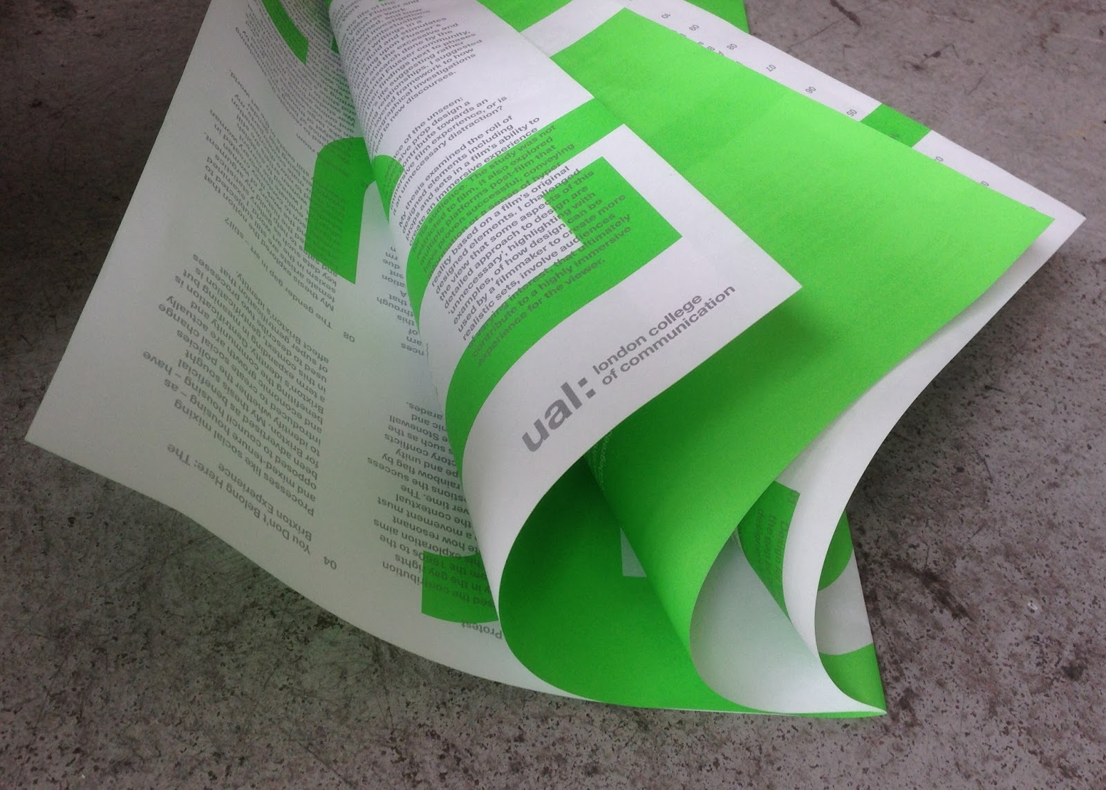 Justin 39 s amazing world at fenner paper thesis inform for Fachhochschule offenbach