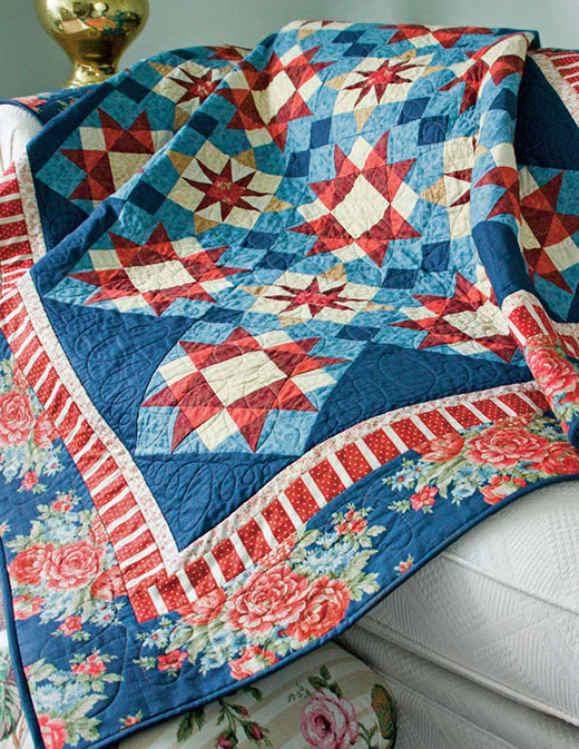 Star Harbor Quilt Free Pattern