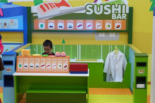 Kidzoona Sushi Bar