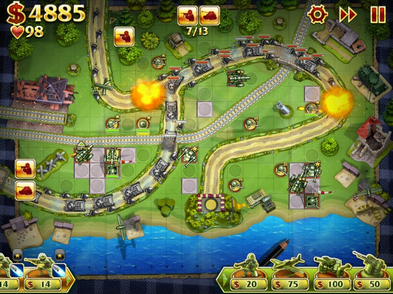 Toy defense free download for pc