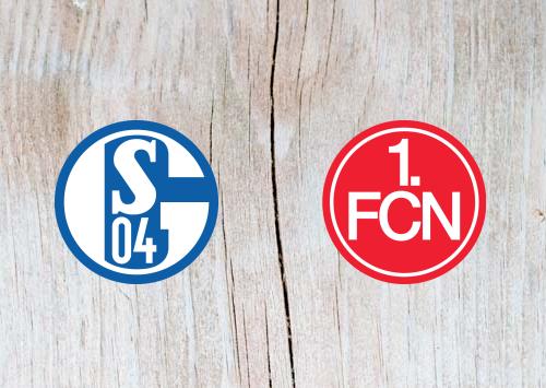 Schalke 04 vs Nurnberg - Highlights 24 November 2018