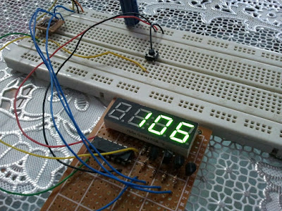 7 segment pic microcontroller ccs pic c