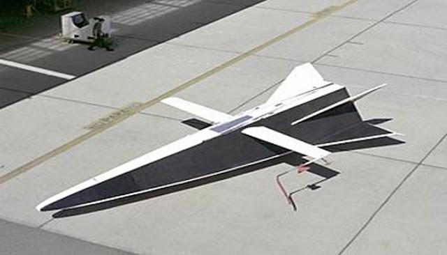 Model Pesawat Paling Unik Di Dunia