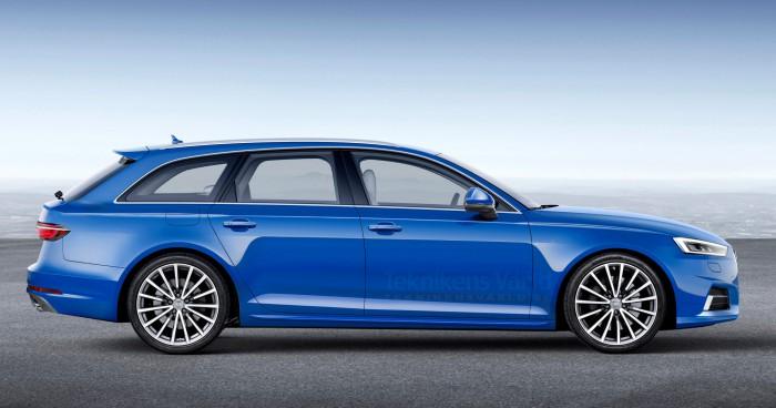 mẫu xe Audi A6 Model 2018 ra mắt
