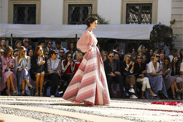 Luisa Beccaria Ready-to-wear Spring Summer 2018 Full Fashion Show