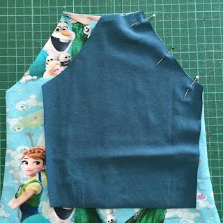 raglanskärning gör det själv diy sy mönster klänning tröja raglantröja