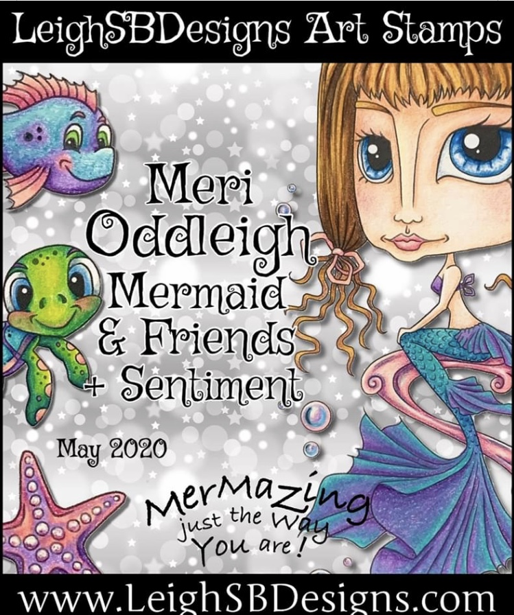 Meri Oddleigh Mermaid & Friends
