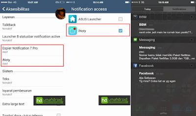 Membuat Tampilan Android Menjadi Iphone