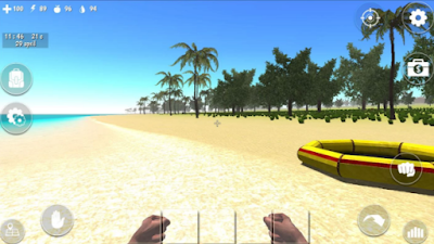 Mod Ocean Is Home: Survival Island Apk Android