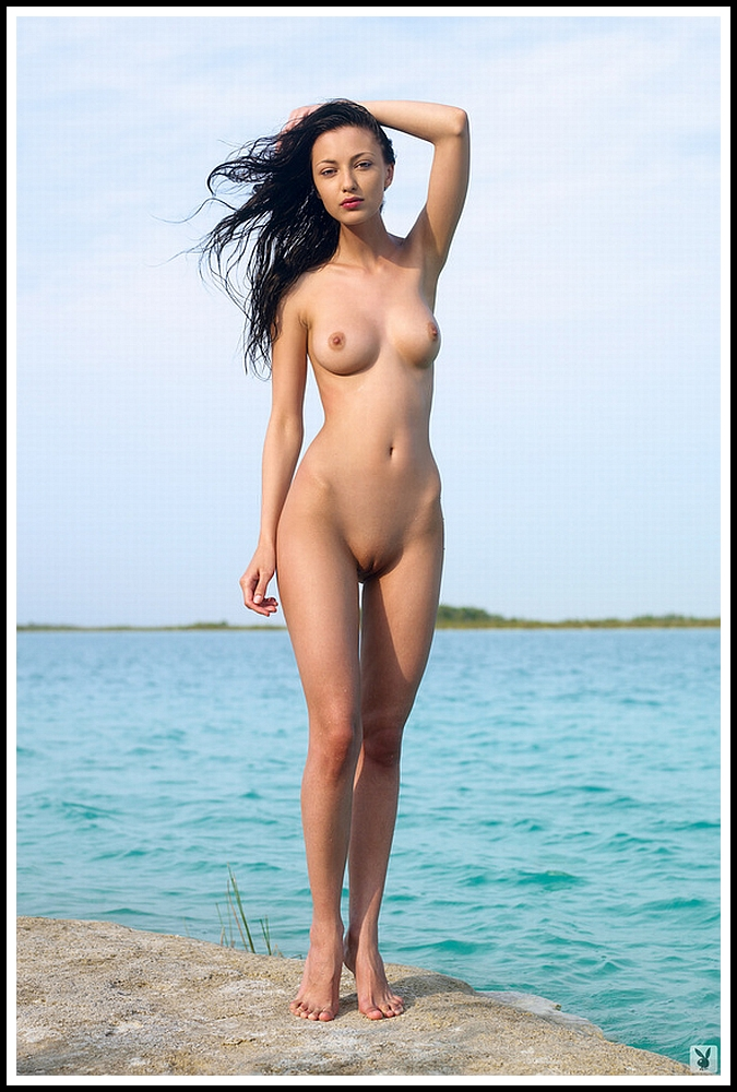tumblr naked beach Nude