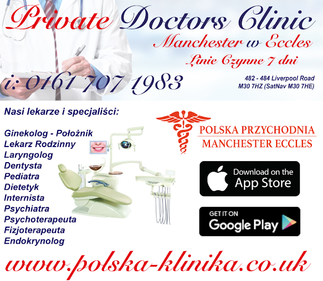 Polski Lekarz Ginekolog Manchester