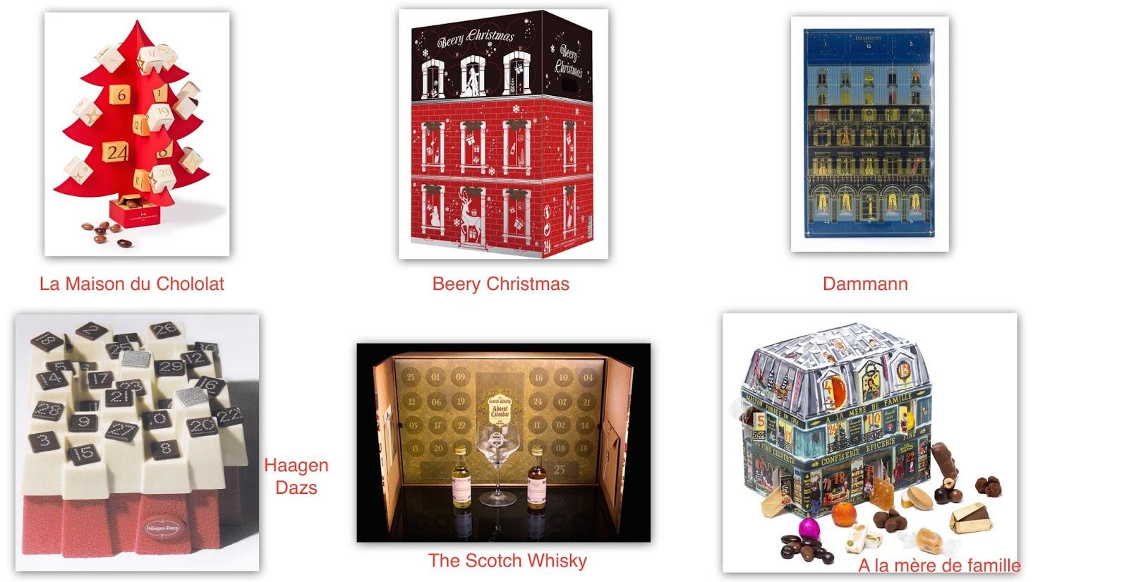 mich le in wonderland les irr sistibles calendriers de l 39 avent 2015. Black Bedroom Furniture Sets. Home Design Ideas