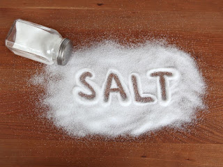 Cara mengonsumsi garam yang benar