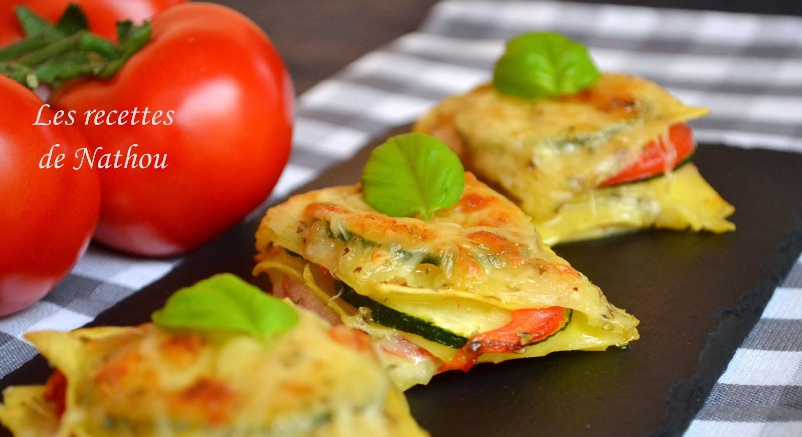 Lasagne Idee Recette.Ma Cuisine Au Fil De Mes Idees Mini Lasagnes Pour L Apero
