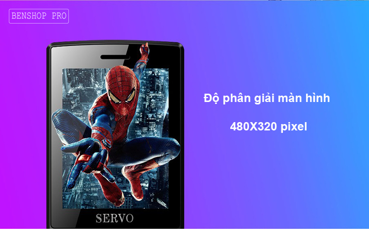 Servo V9300