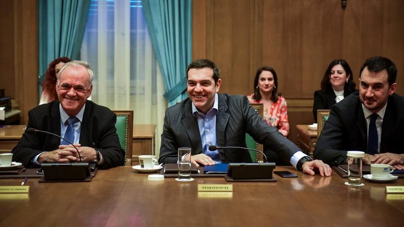Μίνι ανασχηματισμός: Το νέο κυβερνητικό σχήμα