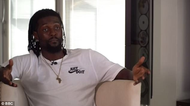 I Don't Talk To My Family Anymore, Including My Mom, They Only Cared About My Money - Emmanuel Adebayor. (Video)