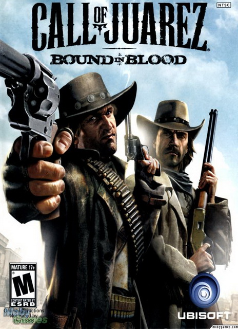 Call of Juarez Bound in Blood - Call Of Juarez Bound In Blood PC