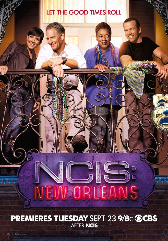 NCIS: New Orleans – Todas as Temporadas Dublado / Legendado (2014)