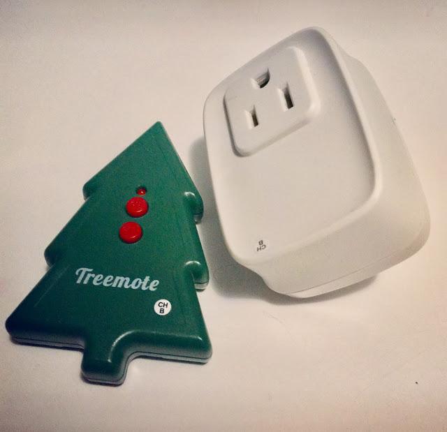 Treemote