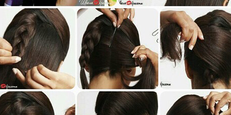 French twist hairstyle step by step tutorial style hunt world french twist hairstyle step by step tutorial solutioingenieria Image collections