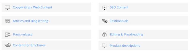 ContentMart Content Types