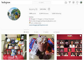 Instagram Account - Leomy16