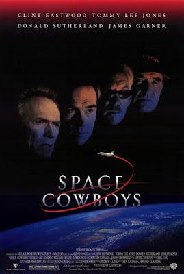 kosmiczni kowboje film recenzja plakat clint eastwood tommy lee jones