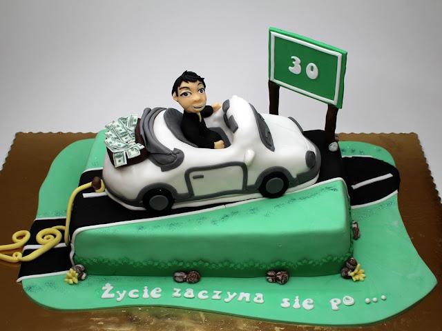 30th Birthday Cake Ideas For A Man