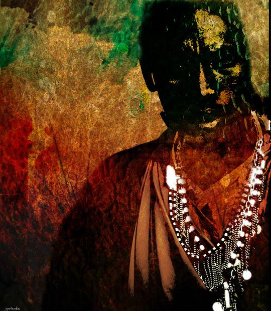 Amazing African Digital Art Jepchumba Graphic