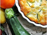 Quick and Easy Zucchini Pie
