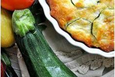 Quick and Easy Zucchini Pie