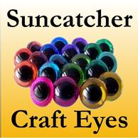 Suncatcher Craft Eyes New Years Sale Save 10% With Code: HAPPY2016
