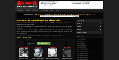 3 Situs Download Lagu Mp3 Gratis Terbaik Dan Terlengkap Panduan