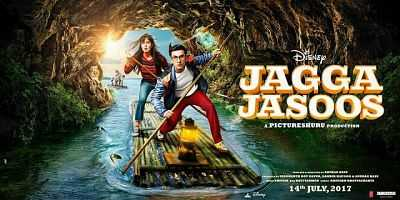 Jagga Jasoos (2017) 300mb Full Movie Download worldfree4u
