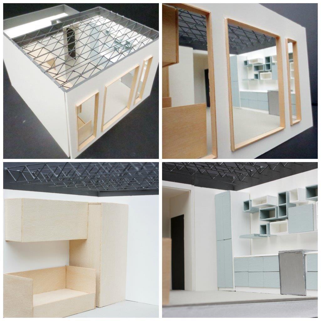Model Apartments: Noweli: Studio Apartment Model