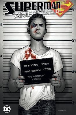 SUPERMAN: AMERICAN ALIEN | Autor: Max Landis