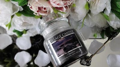 revue avis test obsidian village candle bougie