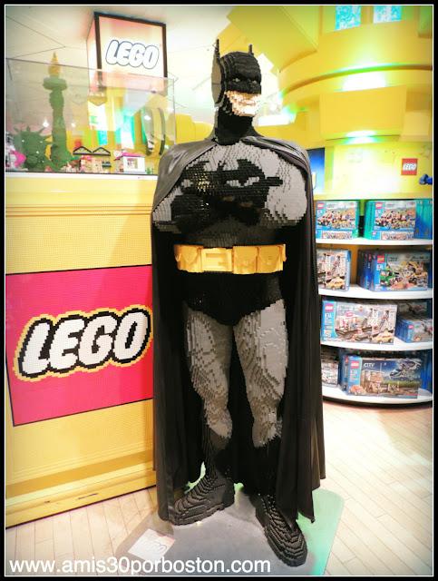 FAO Schwarz: Lego