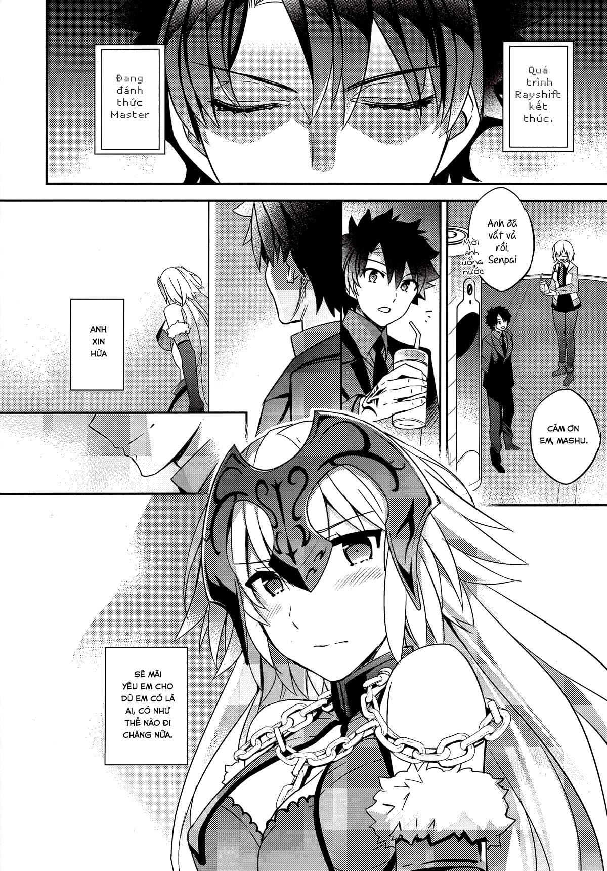 Hình ảnh 026 in Truyện Hentai C9-29 W Alter-chan to