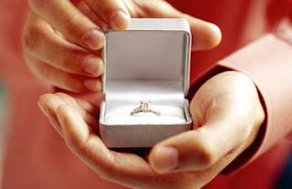 Cara Untuk Memberikan Cincin Pernikahan