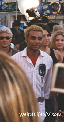 Tony Kanal at the Pirates of the Caribbean premiere