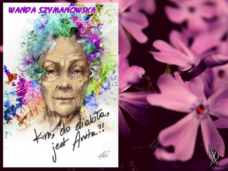 """Wanda Szymanowska, """"Kim do diabła jest Anita"""" Recenzja, powieść, książka, starość, stereotypy, kobiety"""