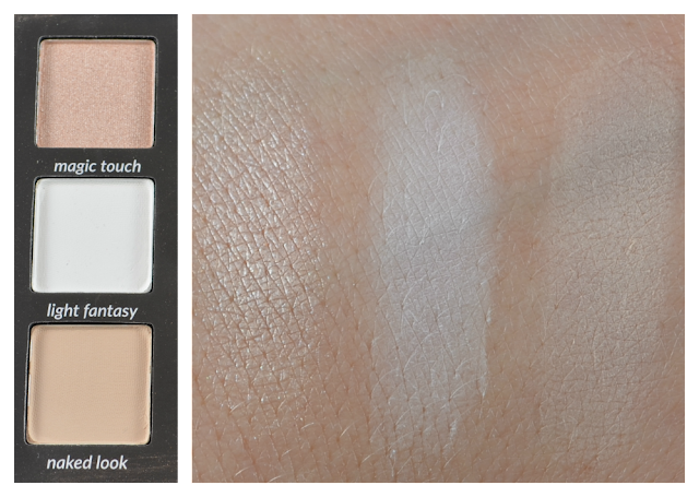 Rival de Loop The Golden 20's LE Eyeshadow Palette Swatches