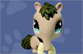 LPS Anteater Pets