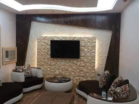 Décoration Plasma 2018 Faux Plafond Platre Marocain