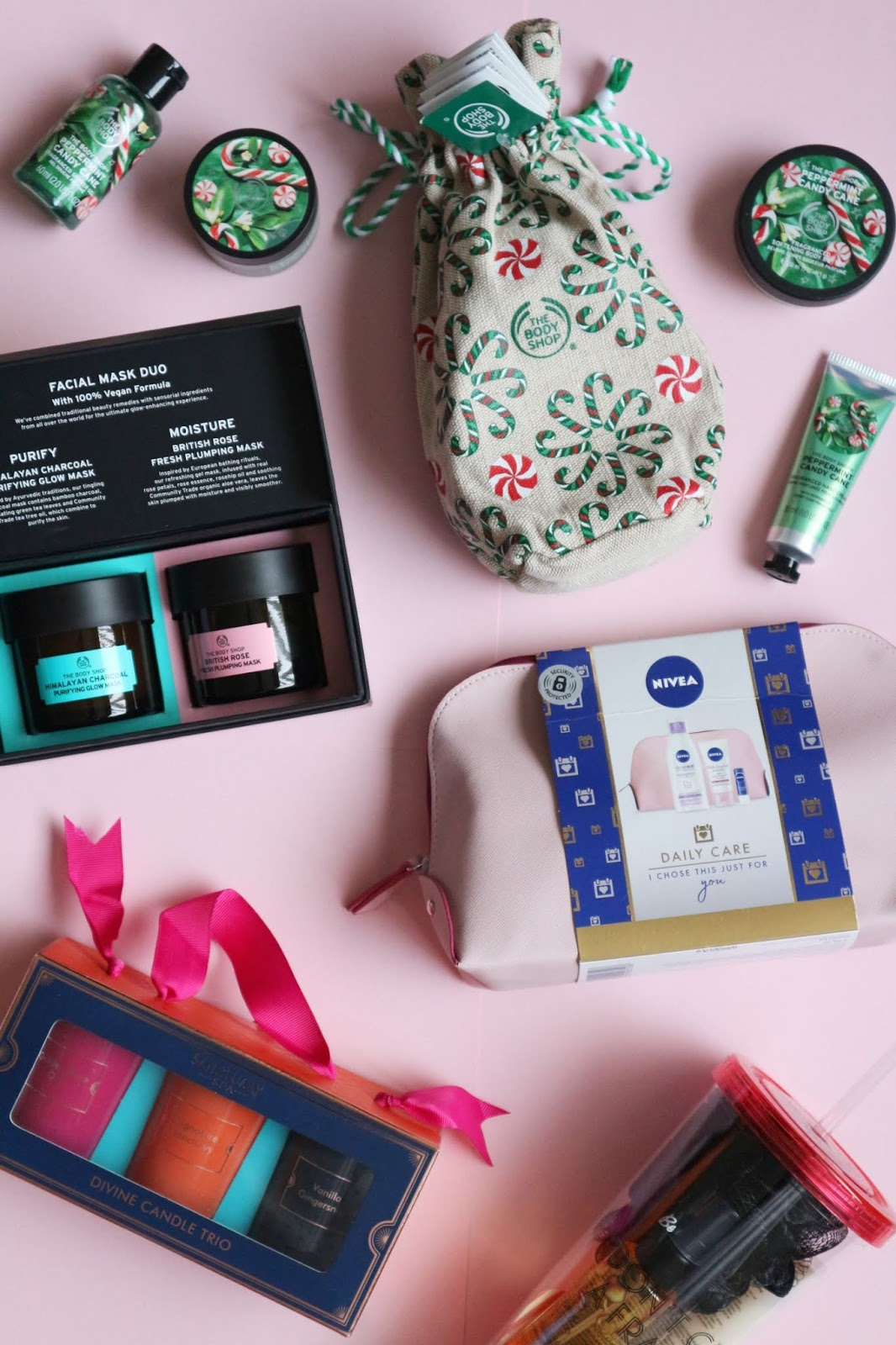 budget beauty gifts