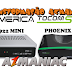 Azamerica S922 Mini Transformado em Tocomsat Phoenix